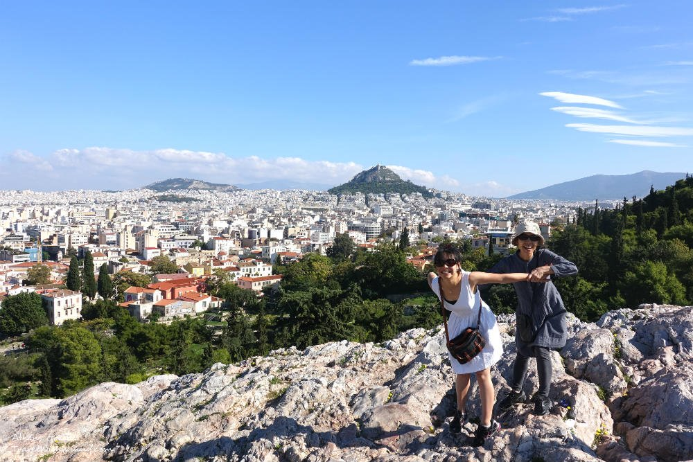 雅典 衛城 Acropolis