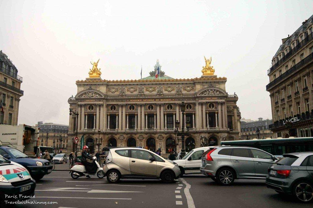 巴黎歌劇院 Palais Garnier