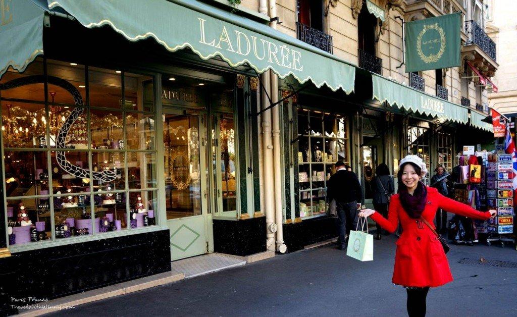 Laudree 巴黎 Paris 拉杜蕾