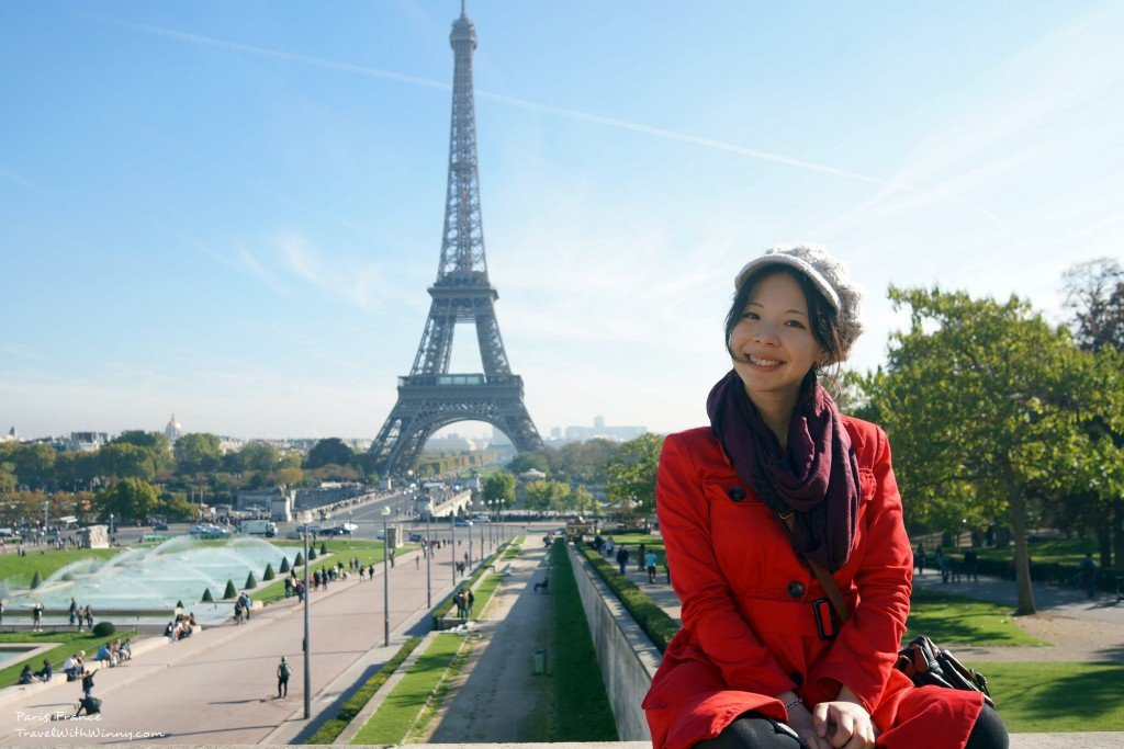eiffel tower 艾菲爾鐵塔 Second Visit 72 hours in Paris