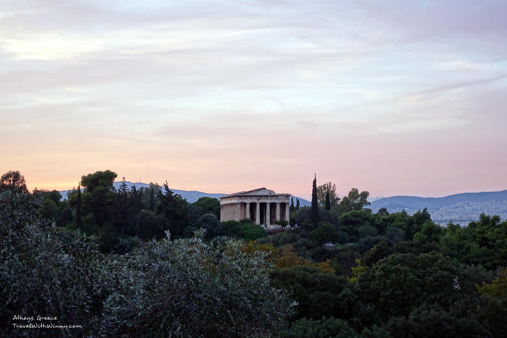 Ancient Agora of Athens 古雅典 阿哥拉