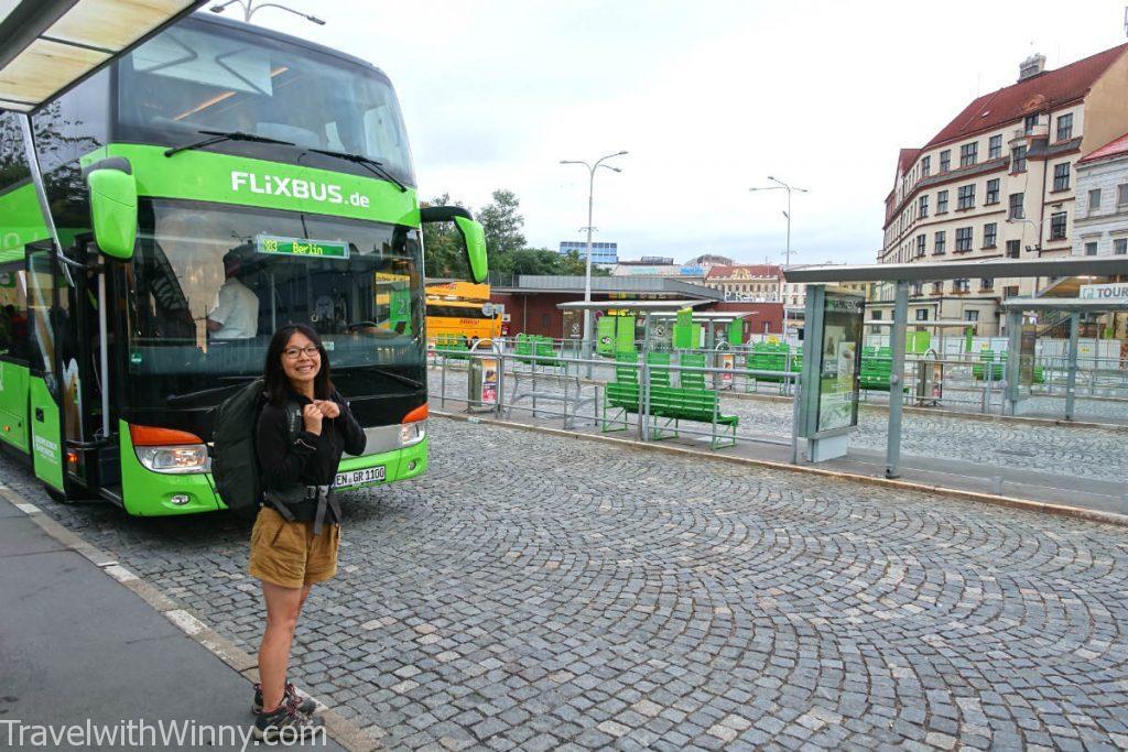 歐洲公車 europe bus