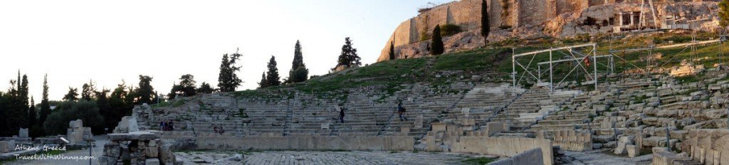 Theatre of Dionysus Eleutherios