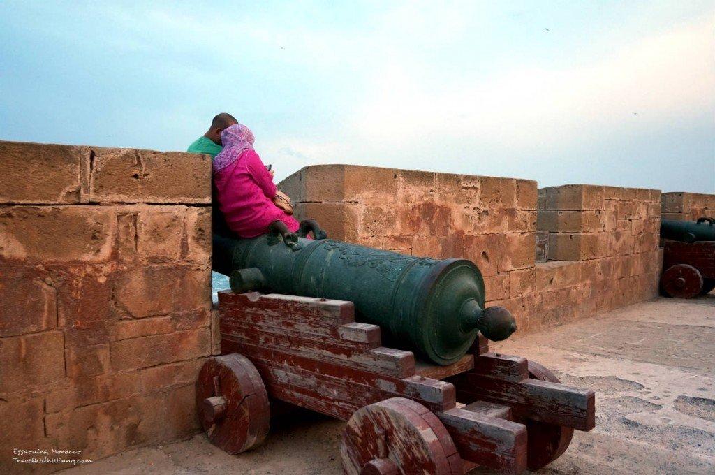 Essaouira 索維拉 fortress