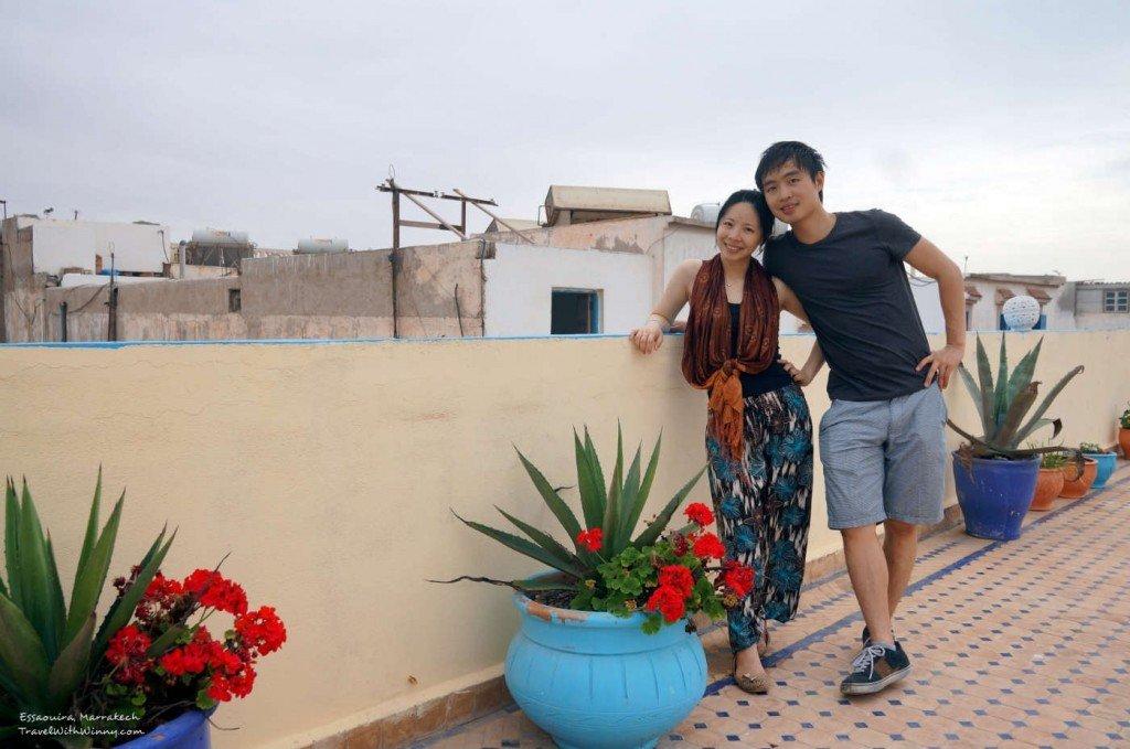 沙漠綠洲 Essaouira