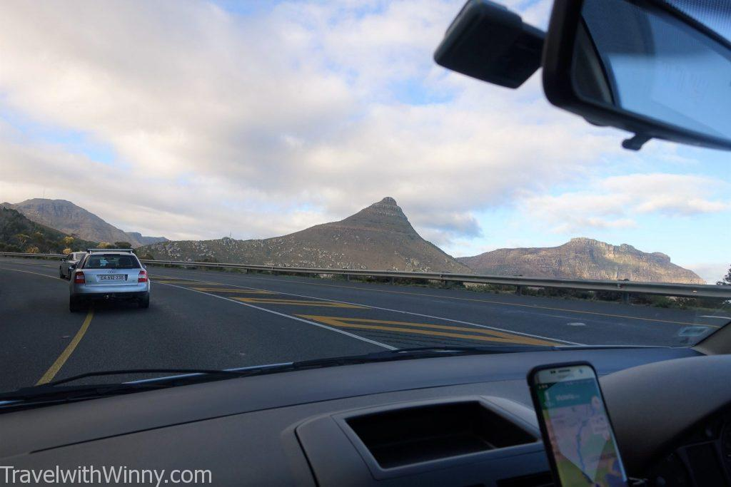 safety tips on driving in South Africa