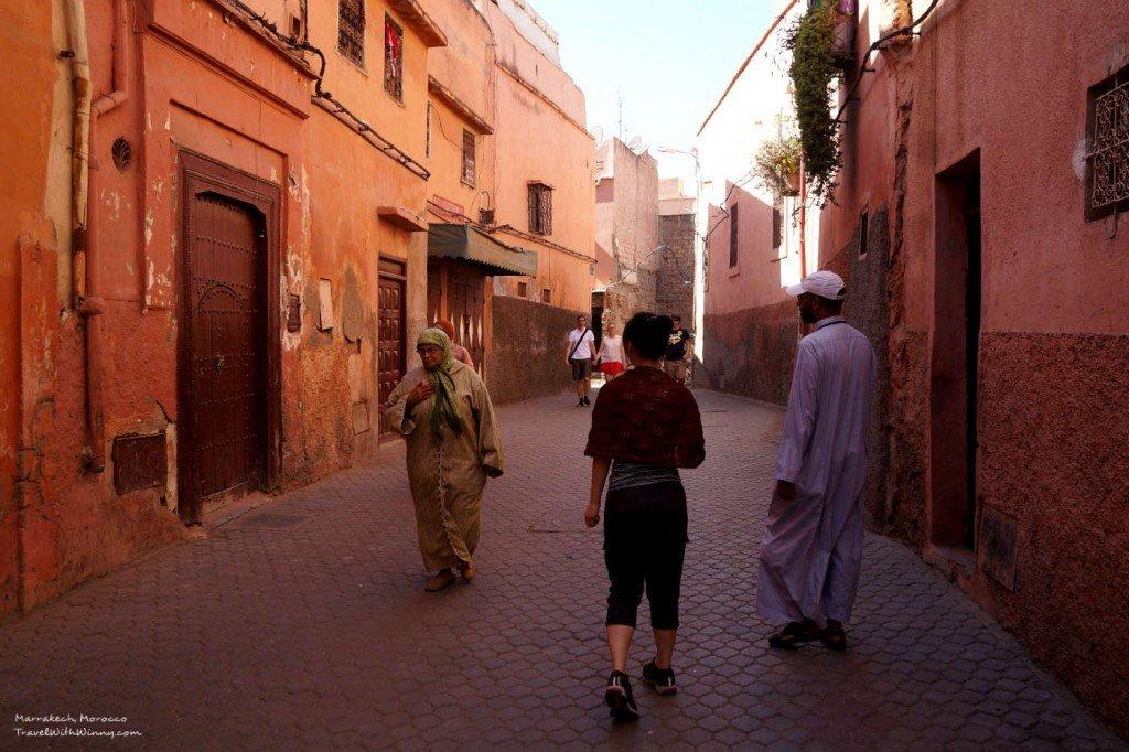 Red City 紅色的城市 Marrakech 馬拉喀什