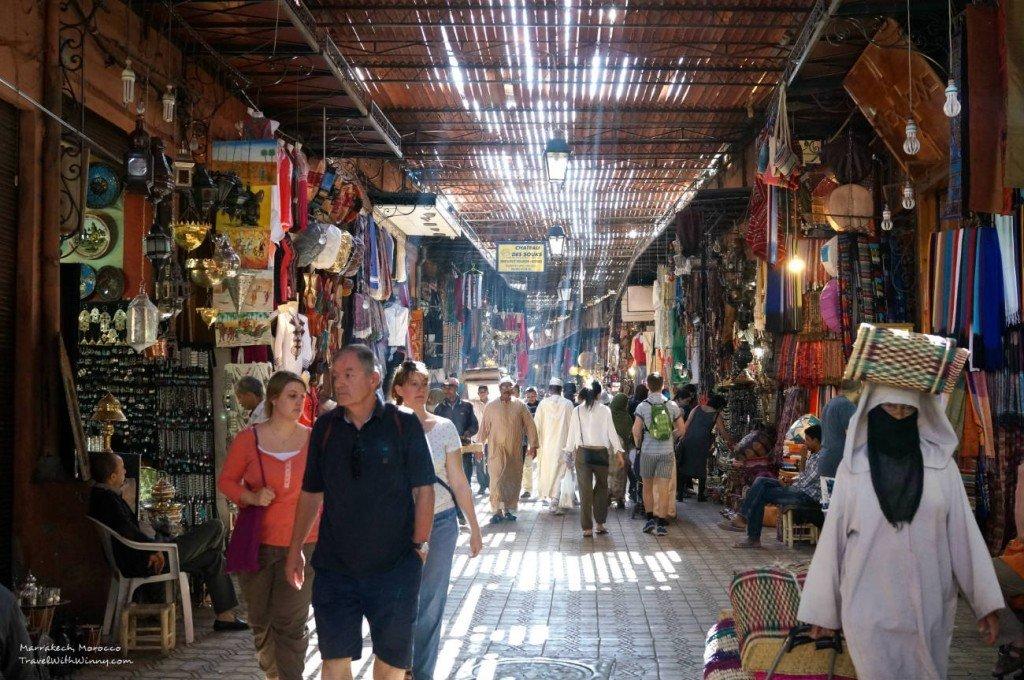 Marrakech 馬拉喀什 摩洛哥 注意事項