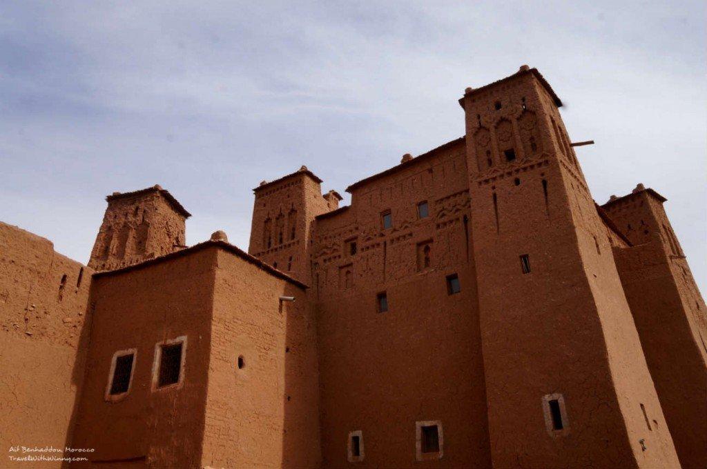 kasbah 中東 古堡