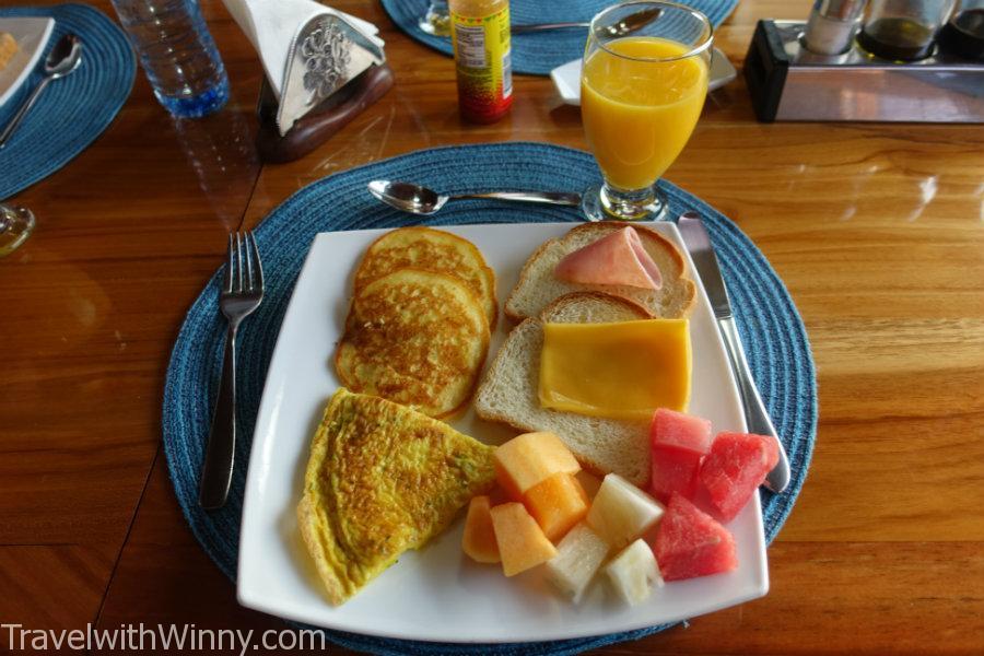 breakfast 早餐