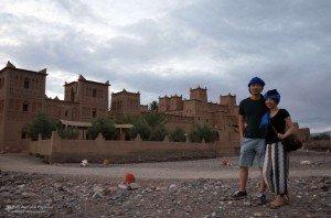 特色旅館 Kasbah Amridil kasbah 堡壘