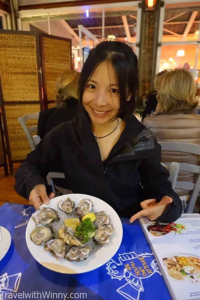 oysters 生蠔