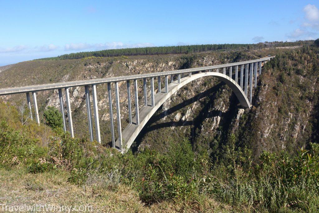 布勞克朗斯大橋 Bloukrans Bridge
