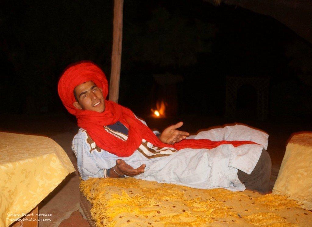 柏柏爾人 Berber