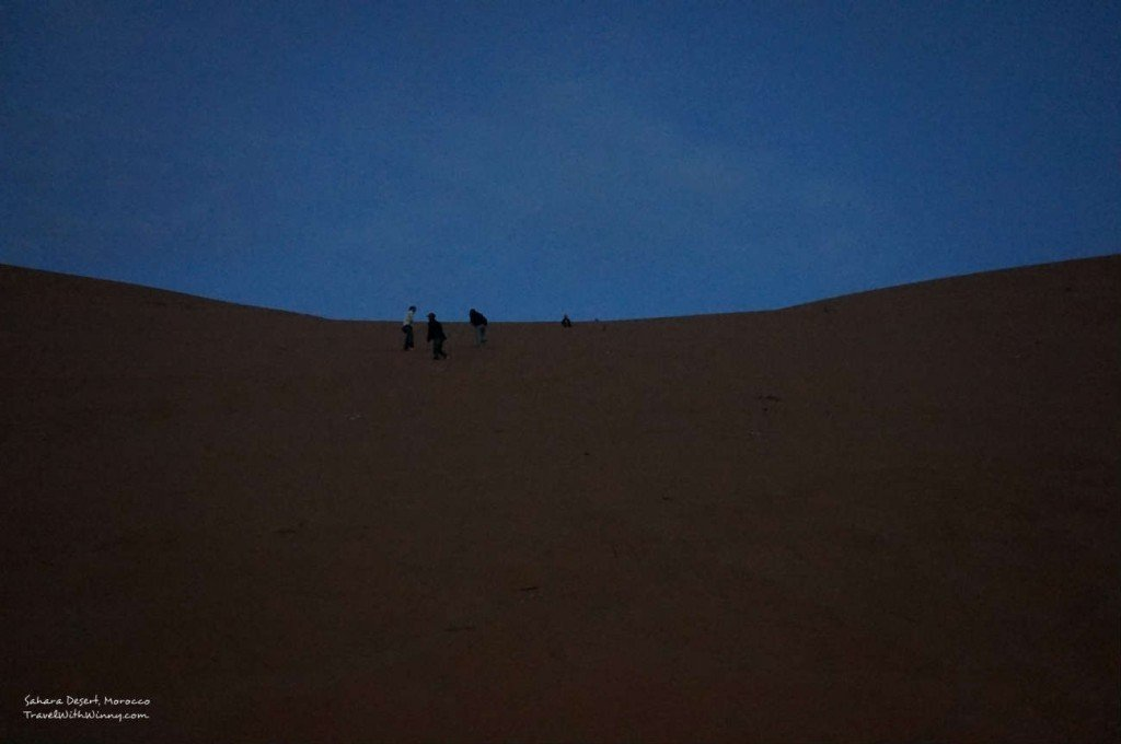Sahara Desert 撒哈拉沙漠
