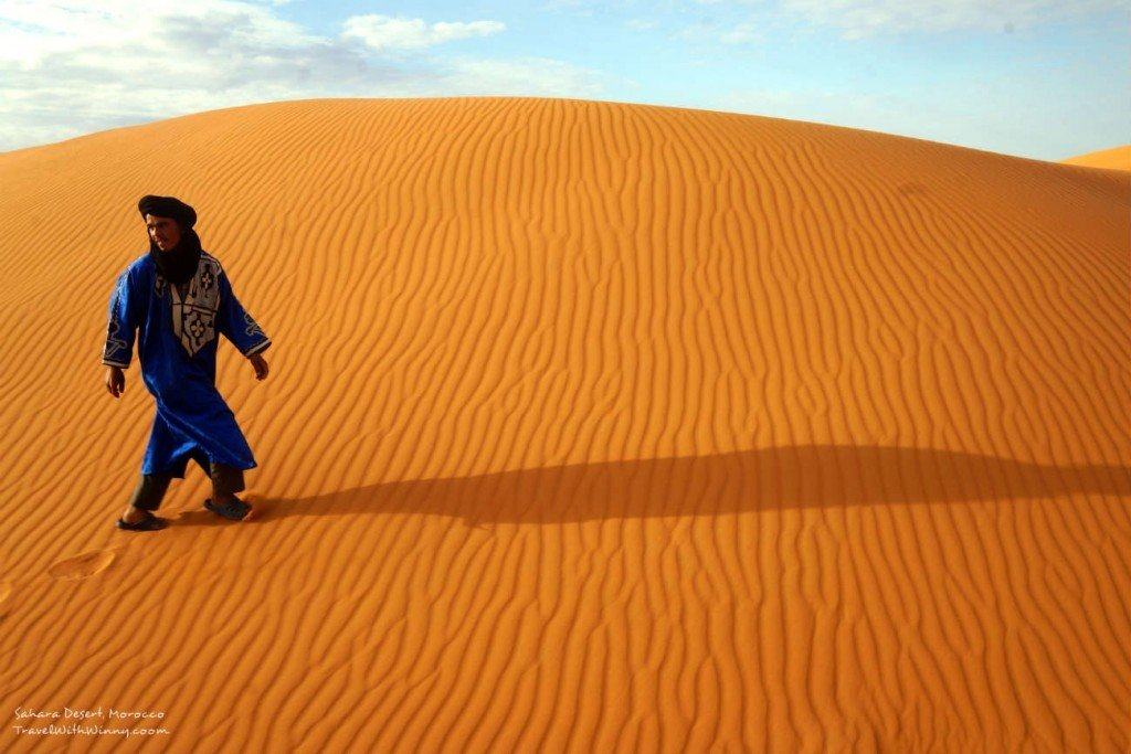 Sahara Desert National Geographic 撒哈拉沙漠
