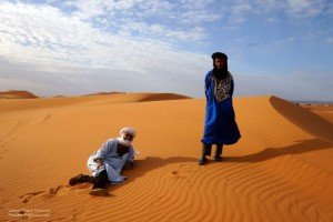 Morocco: Journey into the Sahara Desert in searching of The Little Prince