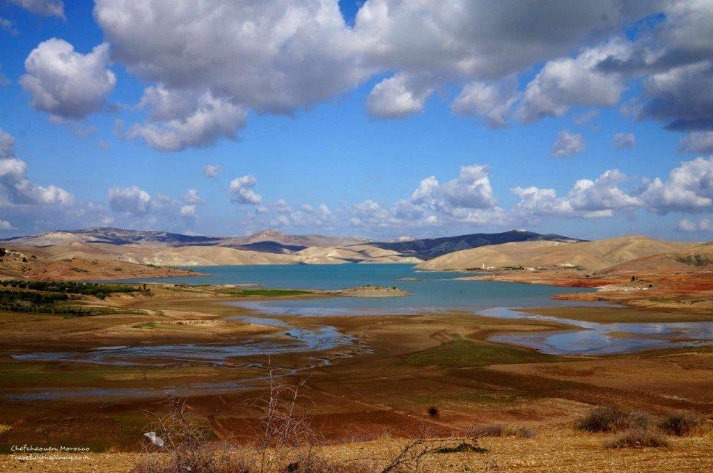 morocco lake 摩洛哥 湖