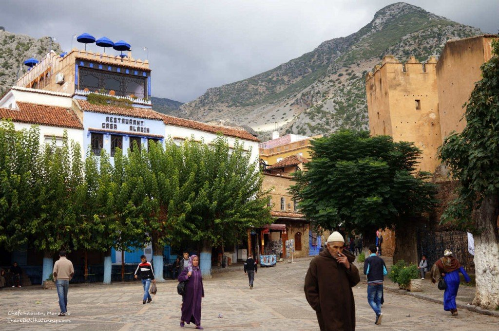 medina 古城