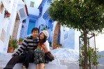 【摩洛哥】美麗的 藍色小鎮: Chefchaouen 舍夫沙萬