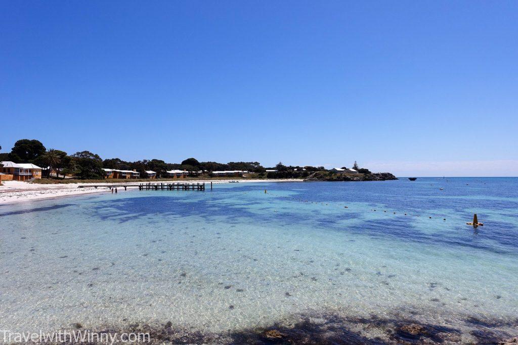 Rottnest Island 羅特尼斯島 australia beach 澳洲 海灘