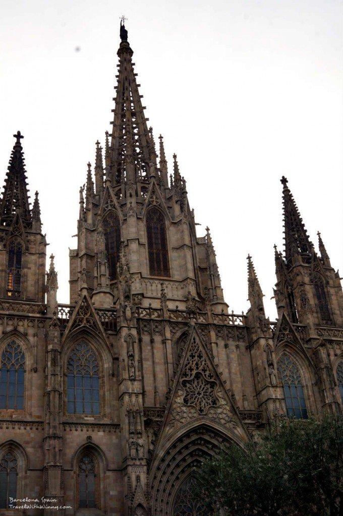 巴塞羅那主教座堂
