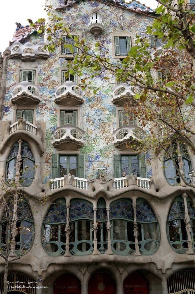 Casa Batllo 巴特婁之家