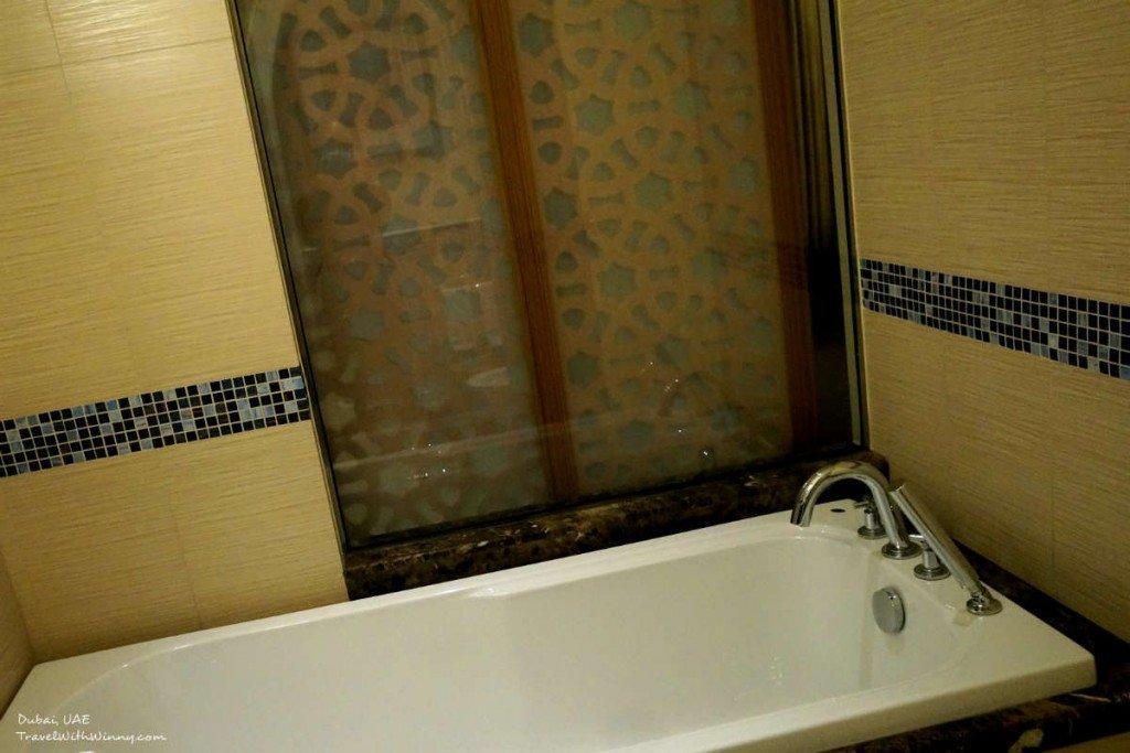 每天都弄得很乾淨的浴缸