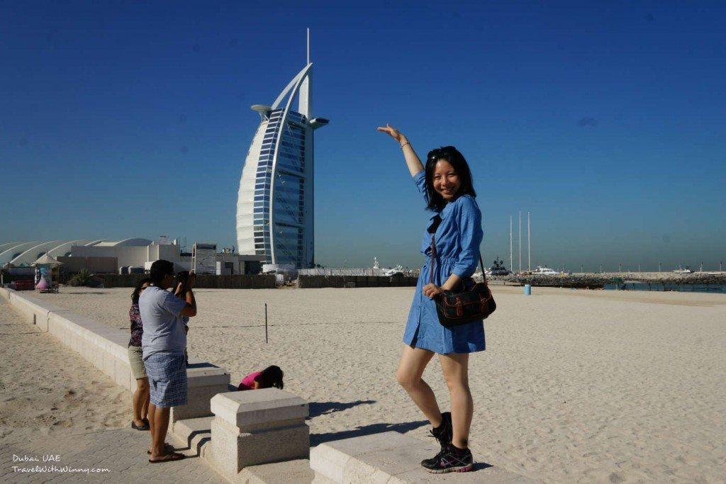 杜拜帆船酒店 Burj Al Arab Jumeirah