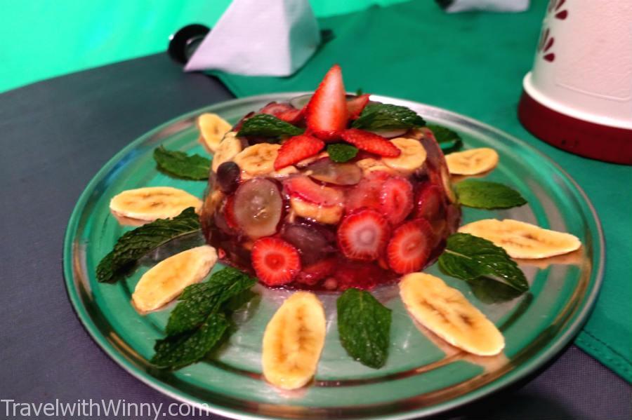 水果蛋糕 fruit cake