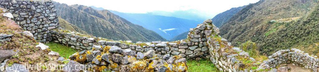 inca ruin panoramic 印加古蹟 全景