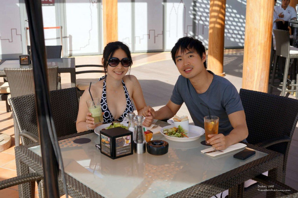 杜拜 海灘俱樂部 dubai beach club