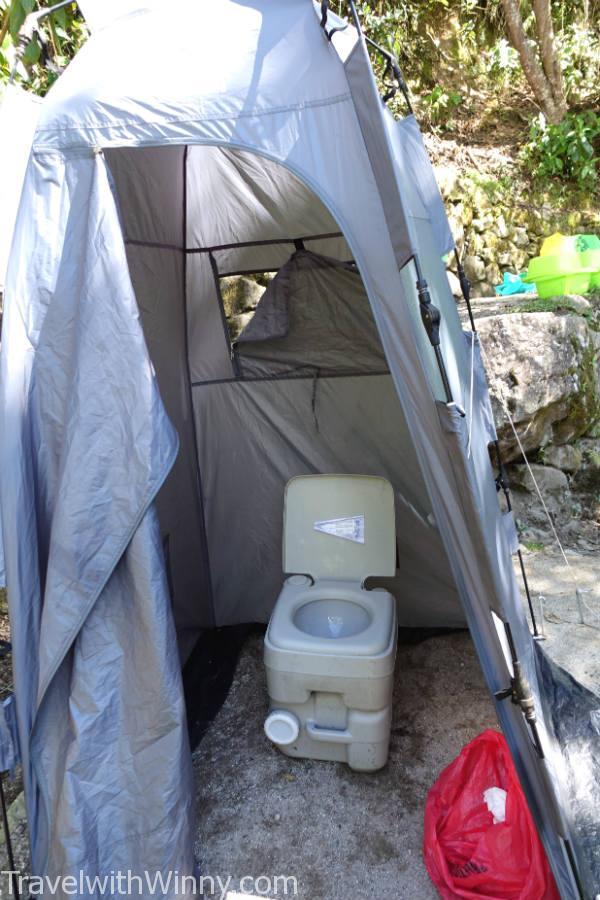 portable toilet 攜帶式馬桶