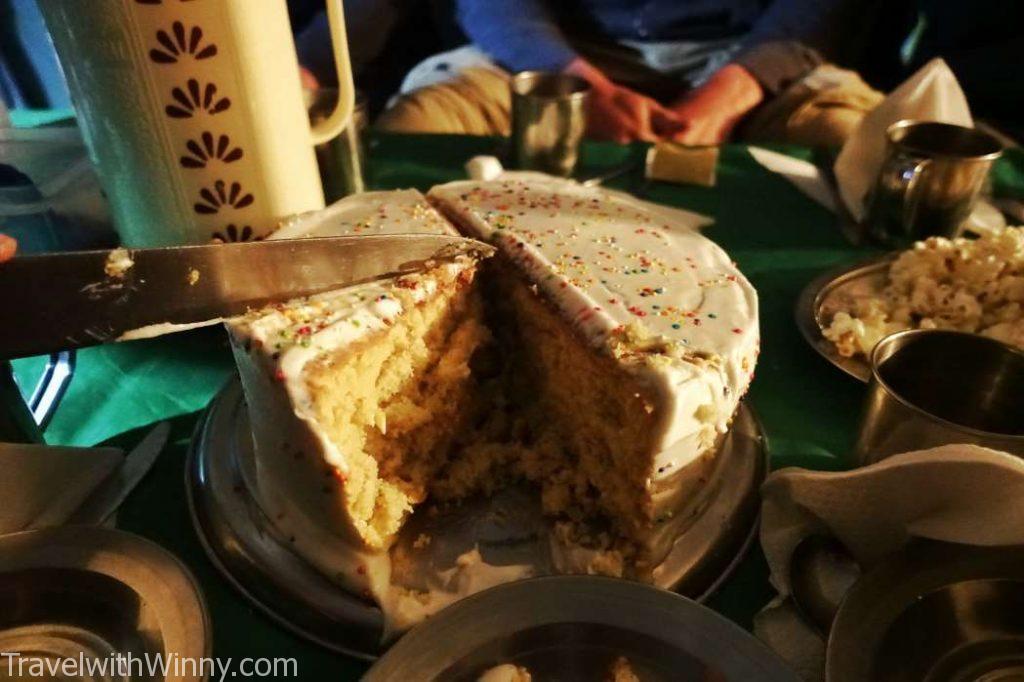 sponge cake 海綿蛋糕