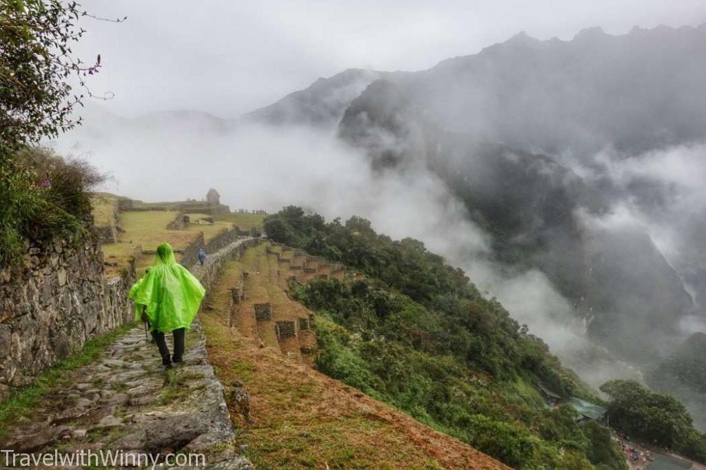 inca trail 印加古道
