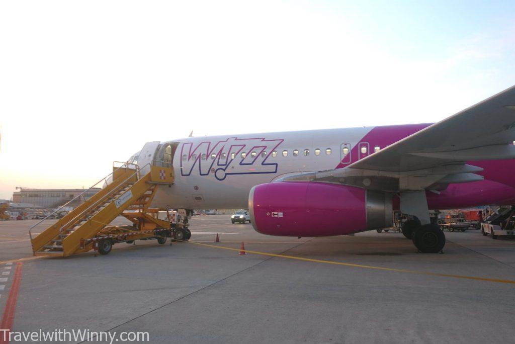 wizz air 搭乘廉航注意事項