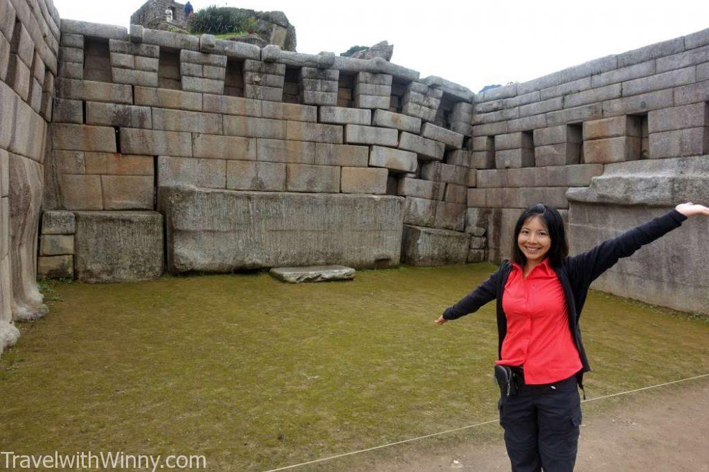 machu picchu 馬丘比丘 temples zone