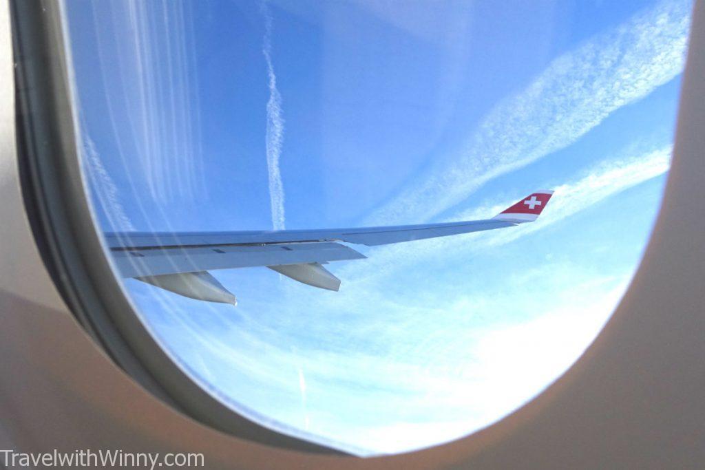 swiss air 瑞士航空