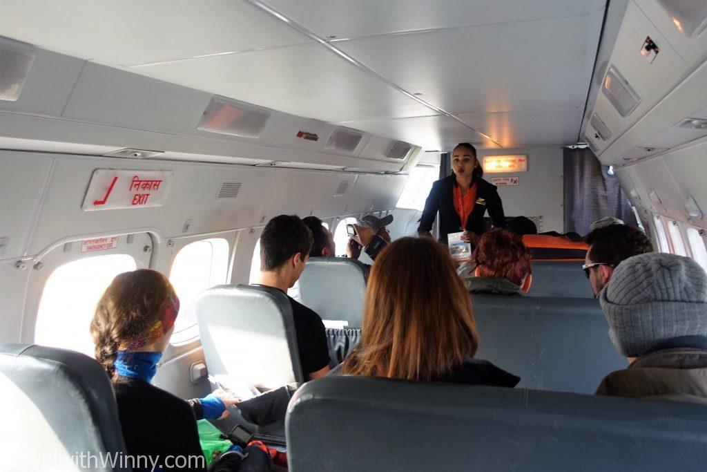 summit air nepal plane 尼泊爾 飛機