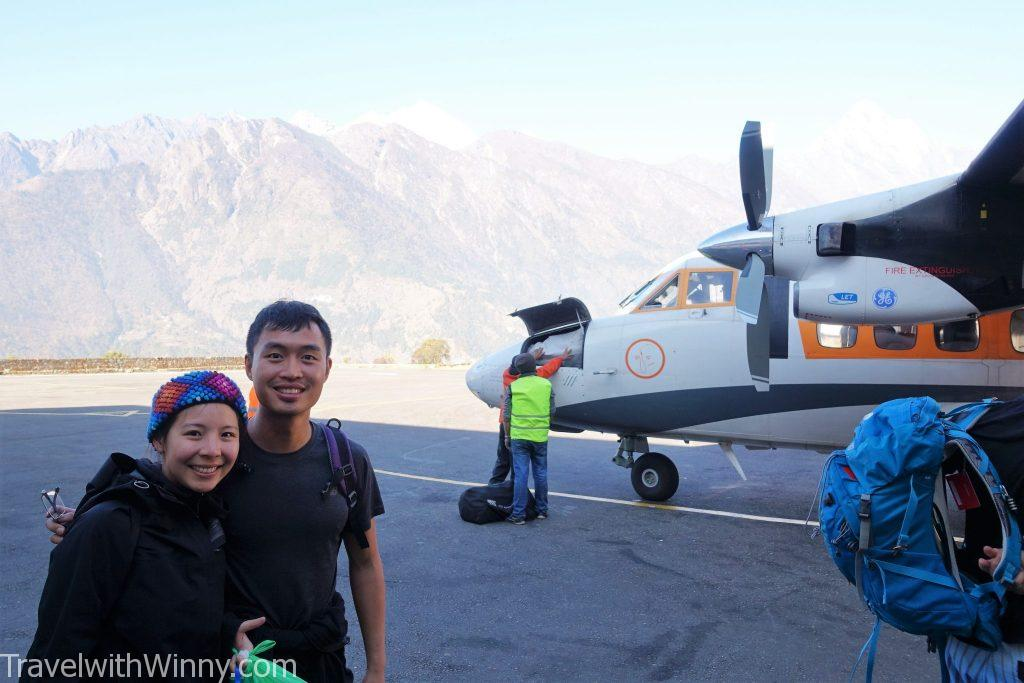 summit air nepal plane 尼泊爾 飛機