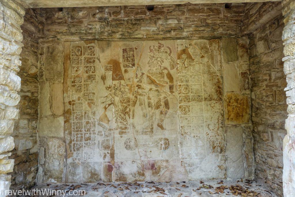 帕連奎 Palenque 馬雅遺址 墨西哥 mayan mexico