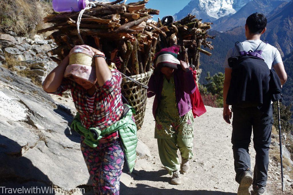 尼泊爾 女人 Nepal women
