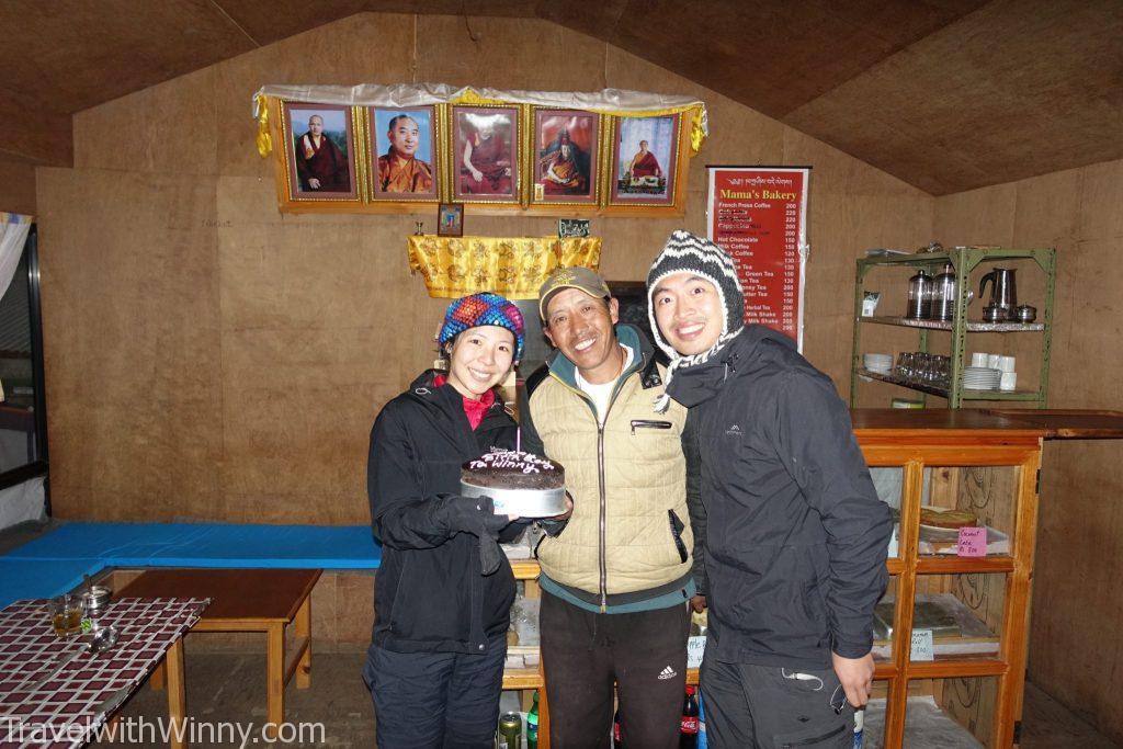 Dingboche 丁伯崎 EBC 聖母峰 himalayas 喜馬拉雅山