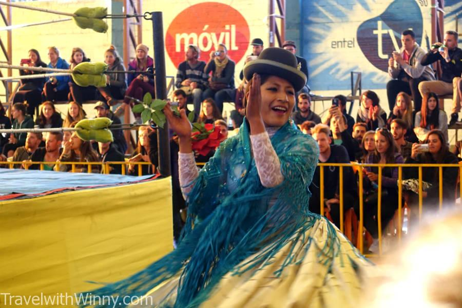 Cholita 玻利維亞服裝