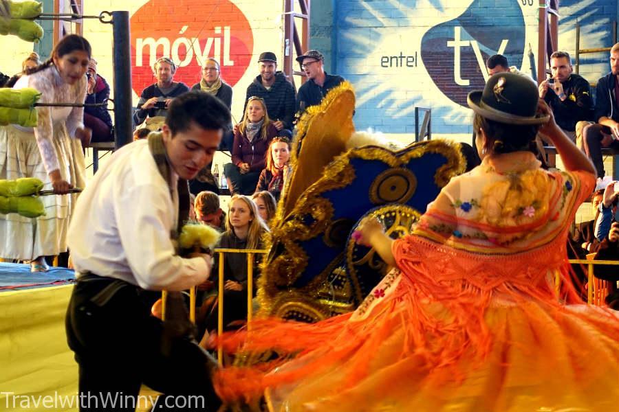 傳統舞蹈 bolivia cultural dance