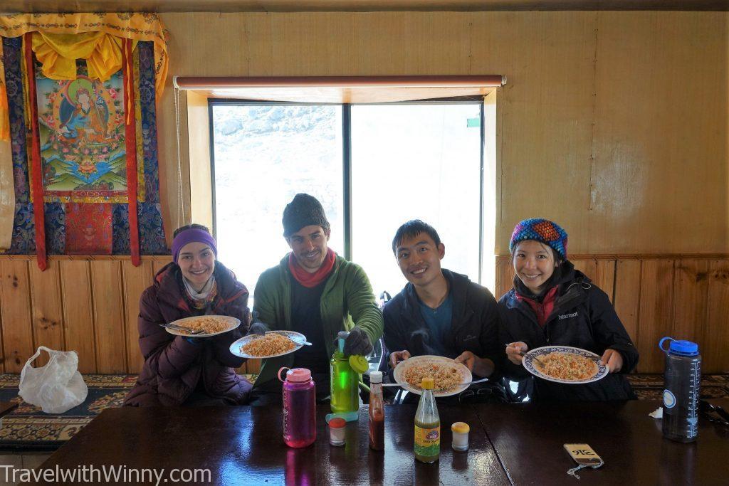 尼泊爾 食物 炒飯 nepal food fried rice