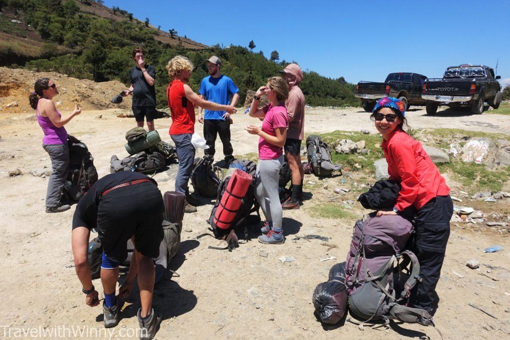登山裝備 hiking gears