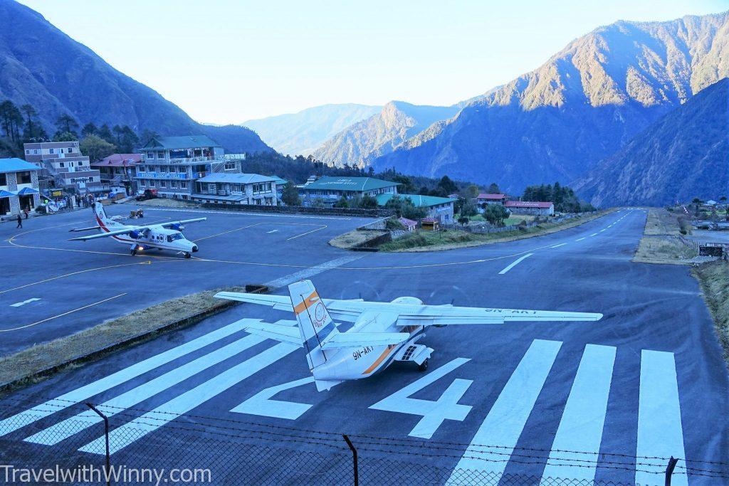 world's most dangerous airport Lukla 盧克拉機場 世界上最危險的機場