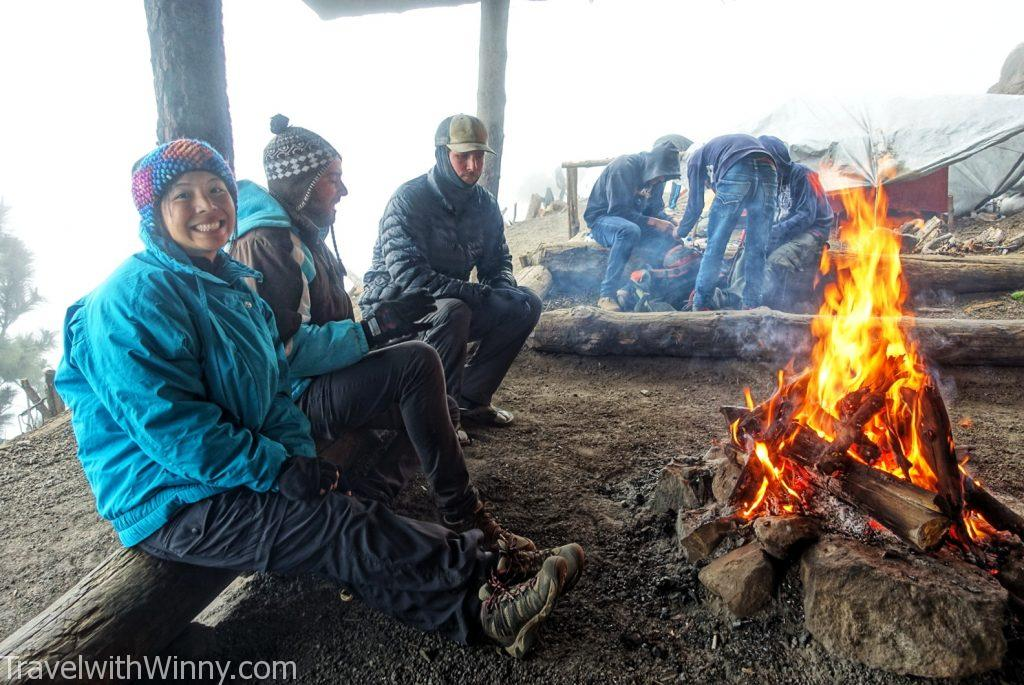 露營煮飯 camping cooking