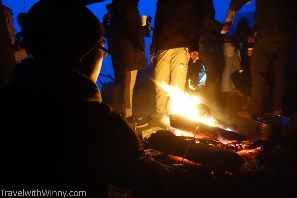 營火 camp fire